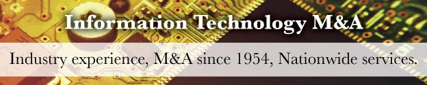Information Technology Industries Header