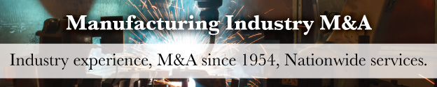 Manufacturing Industries Header