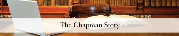 The Chapman Story Header