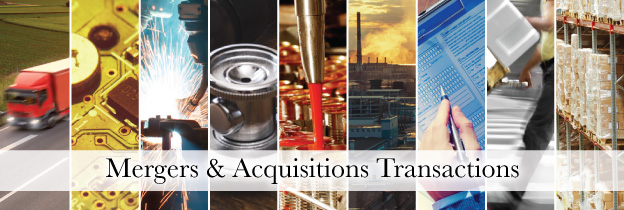 Middle Market Transactions Header